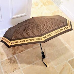 NWT Michael Kors Umbrella